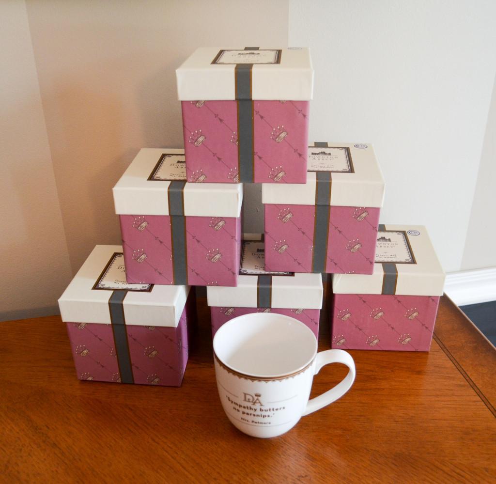 Downton Abbey Teacups