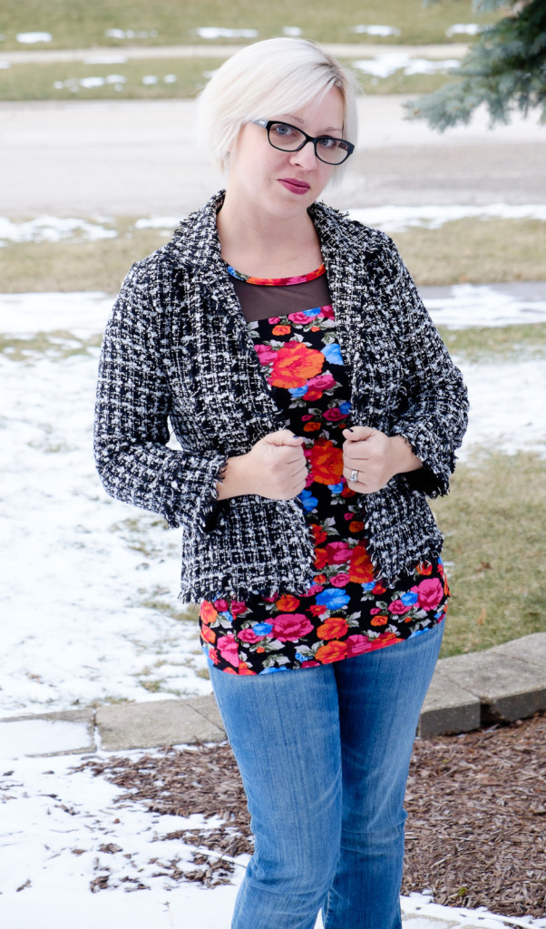 Ellendale Tweed Jacket