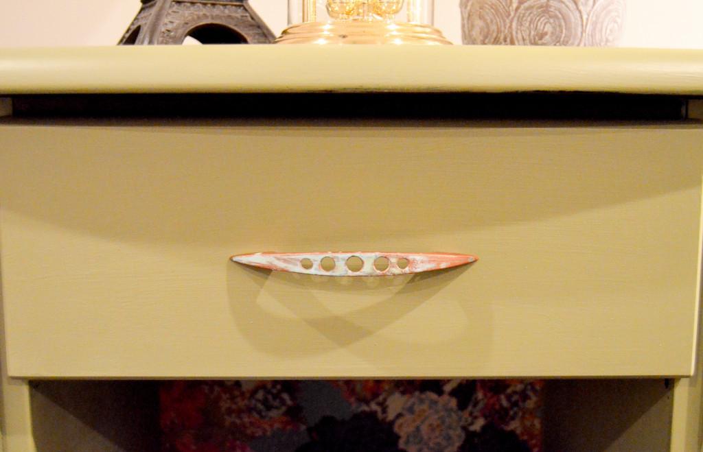 aged handle