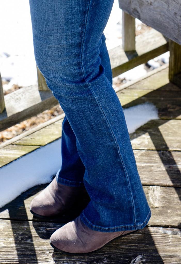 Sandy Bootcut Jean
