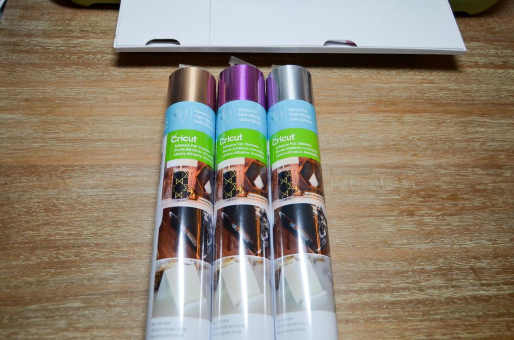 adhesive foils
