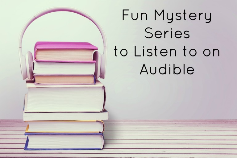 Fun Mystery Series to Listen to on Audible