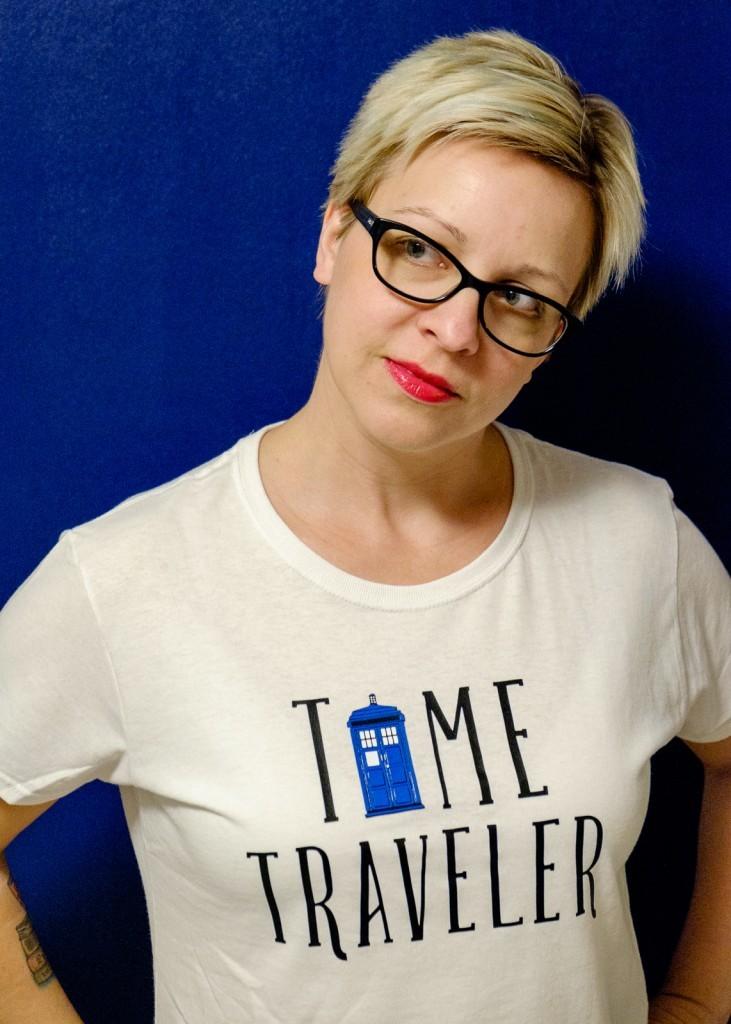 Time Traveler Tee