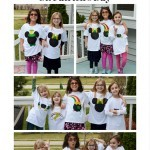 Disney Inspired DIY Shirts for St.Patrick's Day