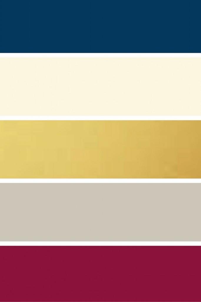 Modern Royal Color Palette