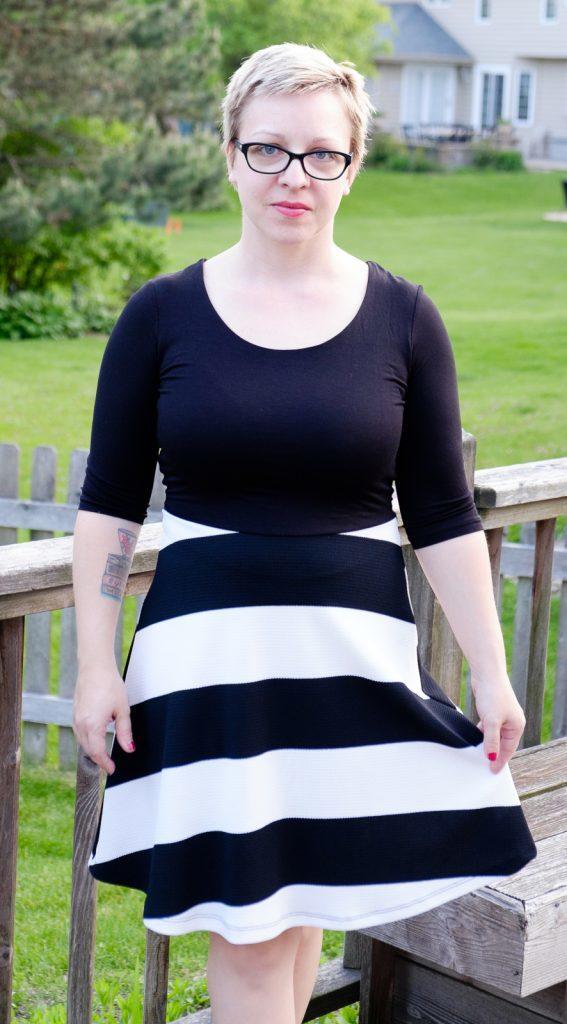 Le Lis Stessy Knit Dress