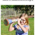 DIY Kid's Kaleidoscope