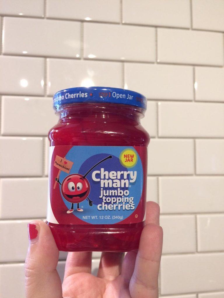 Cherryman cherries