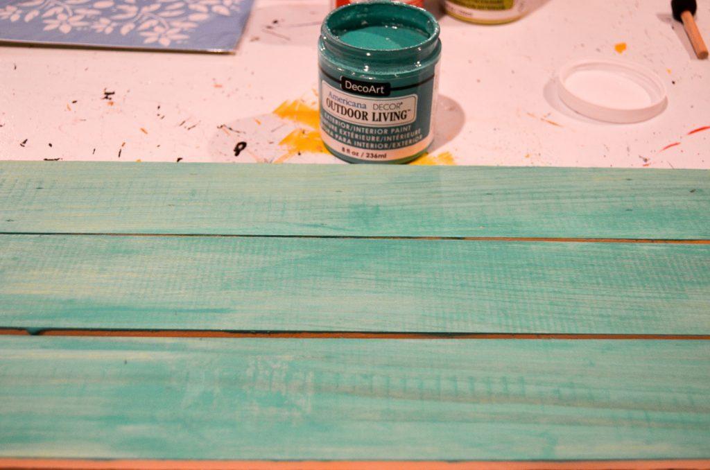 paint the pallet