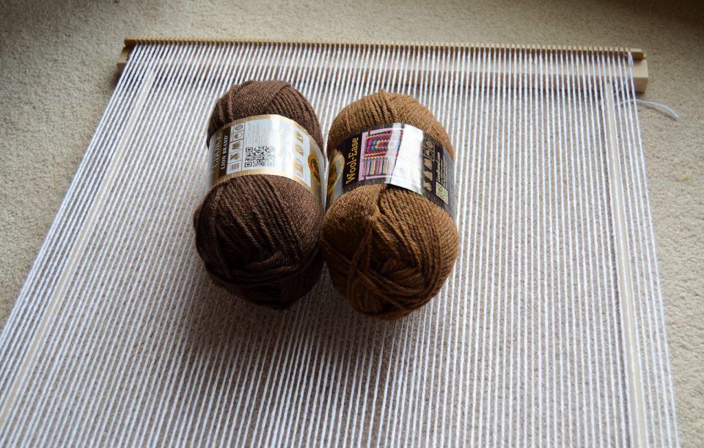 yarn and loom