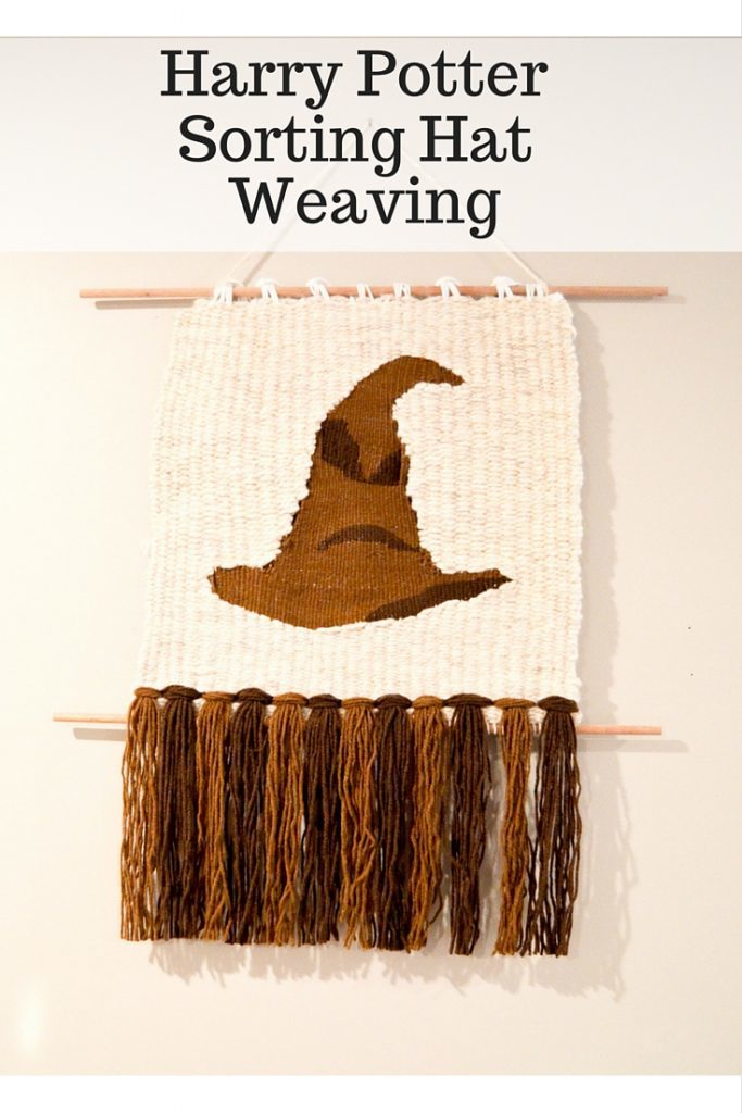 Harry Potter Sorting Hat Weaving
