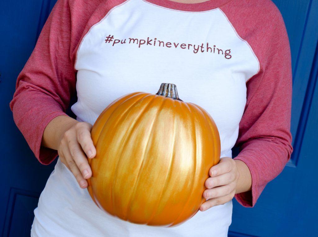 Pumpkin Everything Shirt