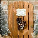Holiday Elf Door