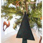 Primitive Tree Ornament