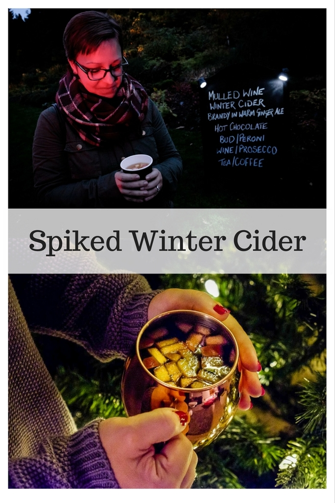Spiked Winter Cider