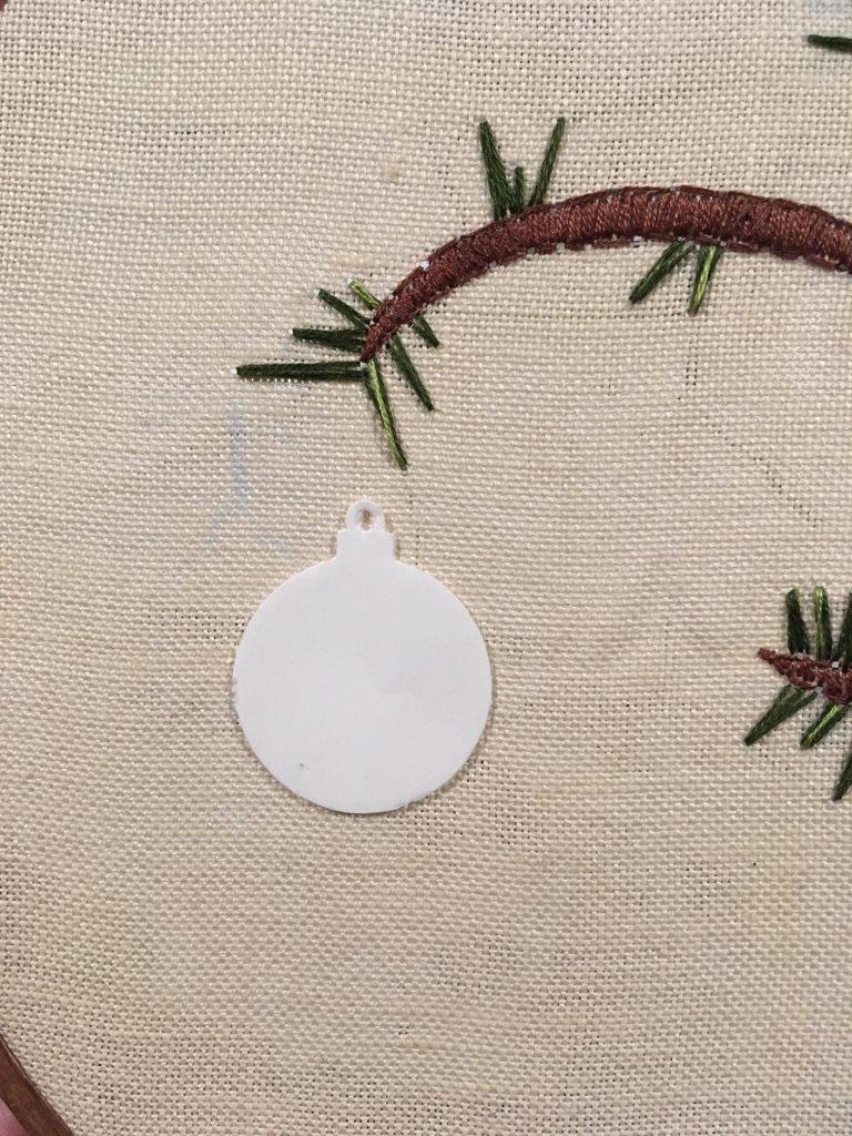 attach ornament