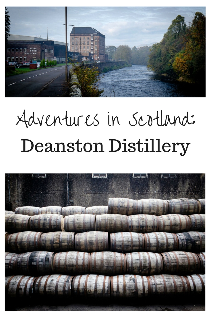 Adventures in Scotland: Deanston Distillery