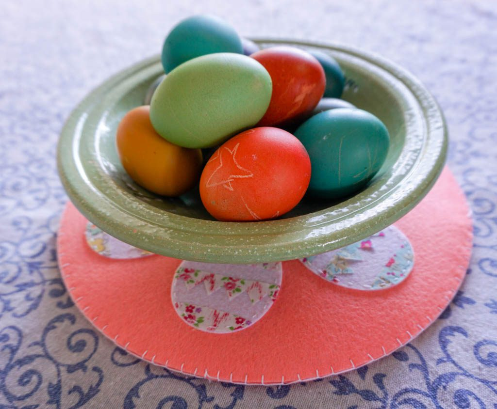 Easter Egg Hot Pad