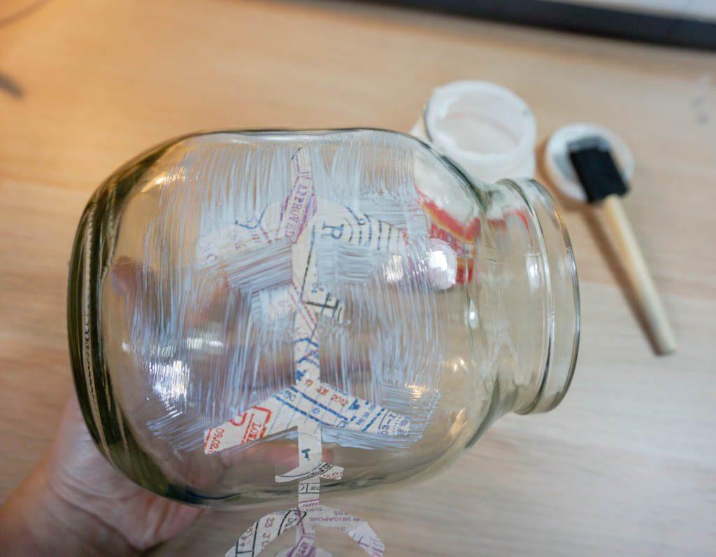 Vacation Fund Savings Jar