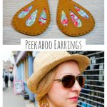 Peekaboo Earrings