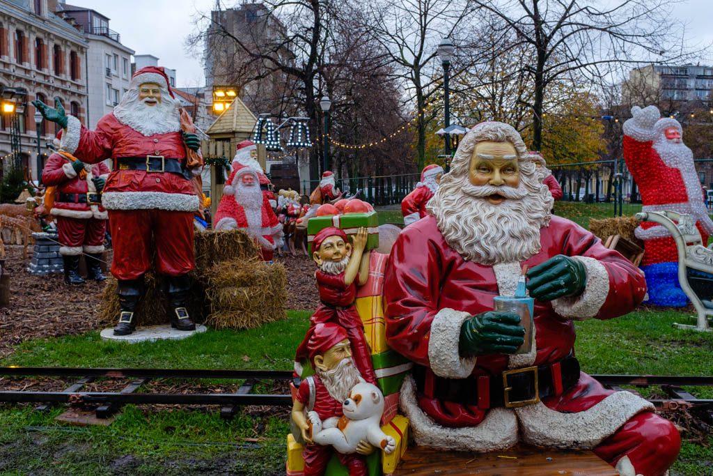 Brussels Christmas Market