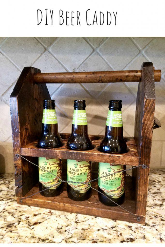 DIY Beer Caddy