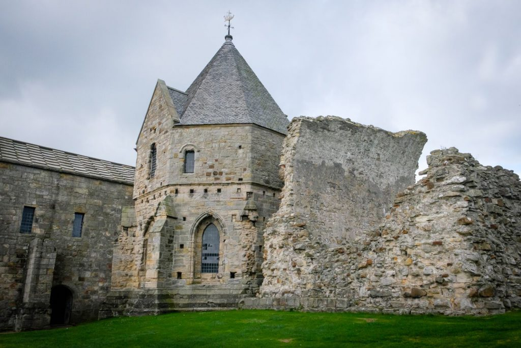 A Day on Inchcolm Island