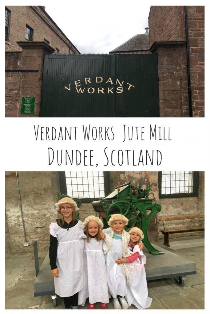 Verdant Works Jute Mill