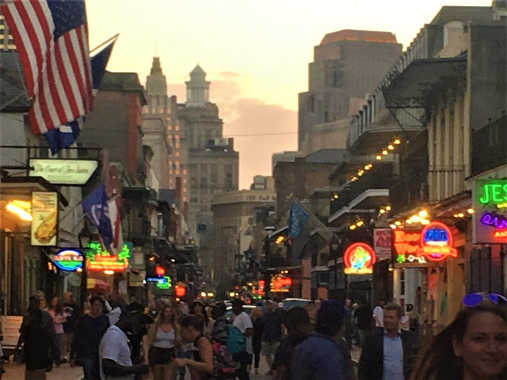 Two Days in New Orleans