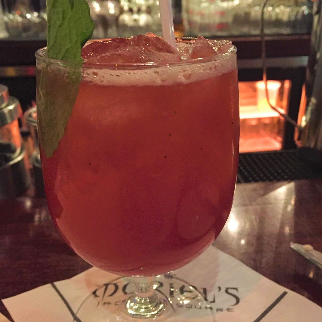 NOLA Muriels cocktail