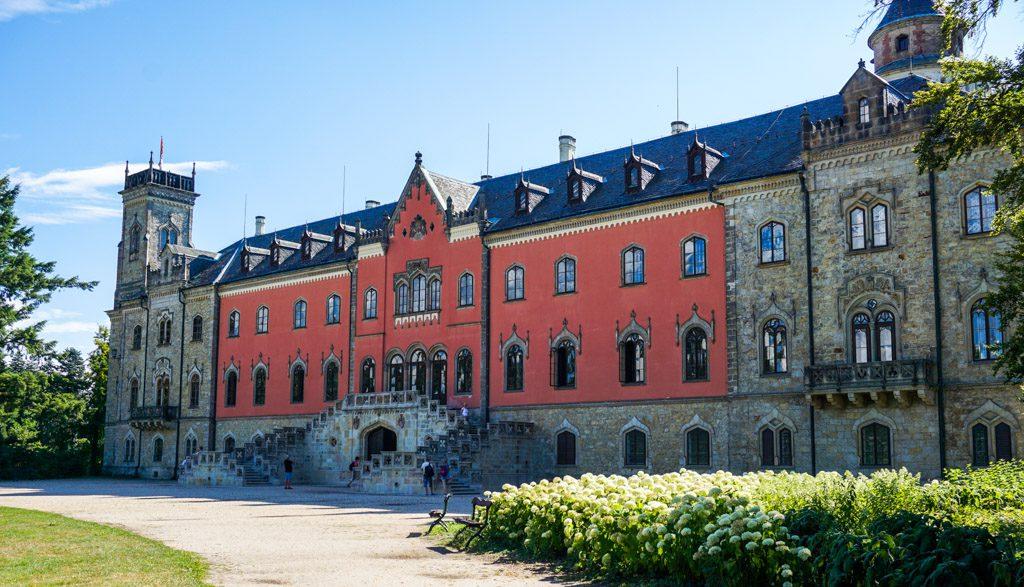 Fourteen Must See Places in Region Liberec Czech Republic