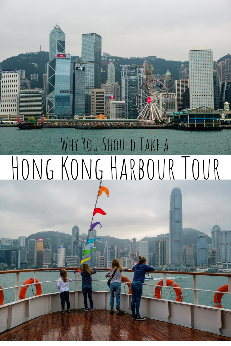 Why You Should Take a HongKong Harbour Tour