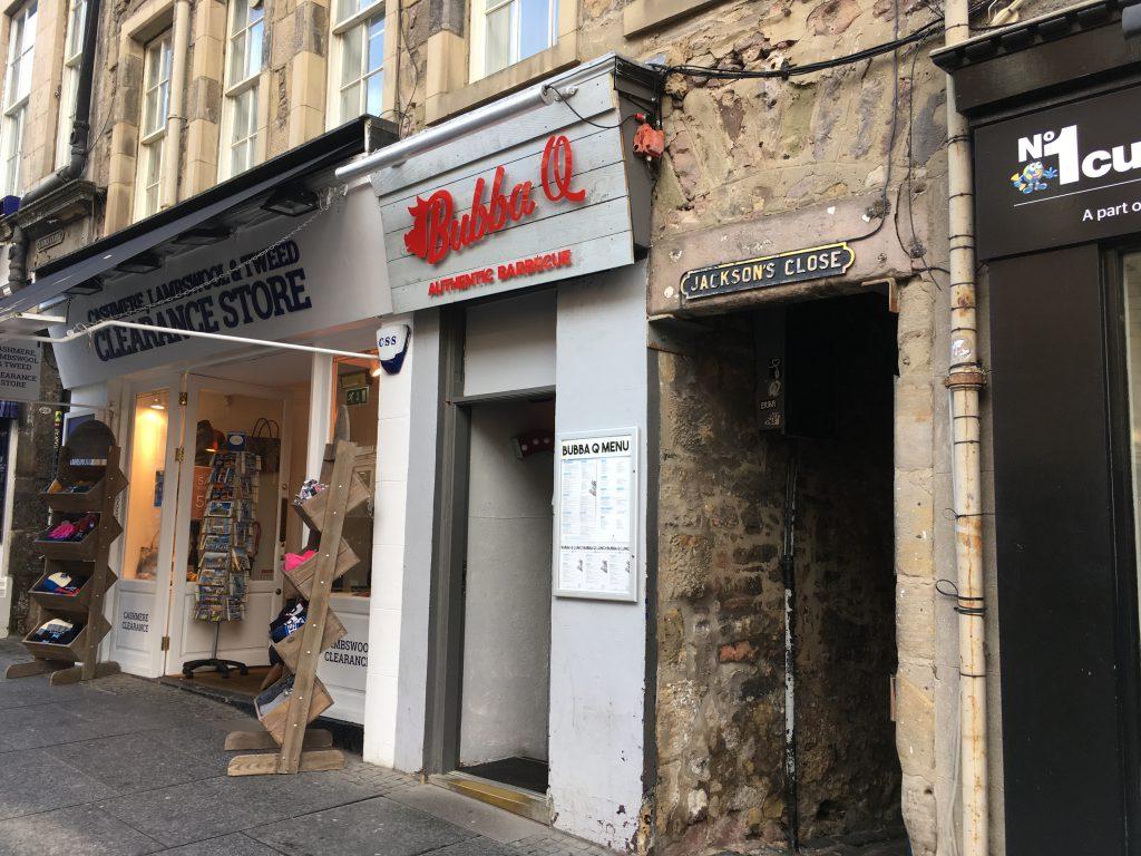 Where to Get American Food in Edinburgh