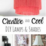 Creative & Cool DIY Lamps and Shades
