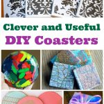 Clever and Useful DIY Coasters