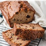 Cranberry Walnut Zucchini Bread