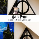 Harry Potter Deathly Hallows Mirror DIY