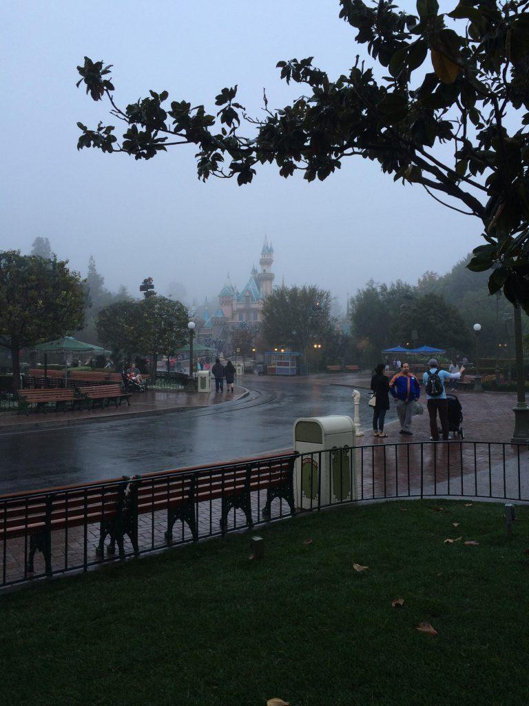 How to Handle Bad Weather at Disneyland