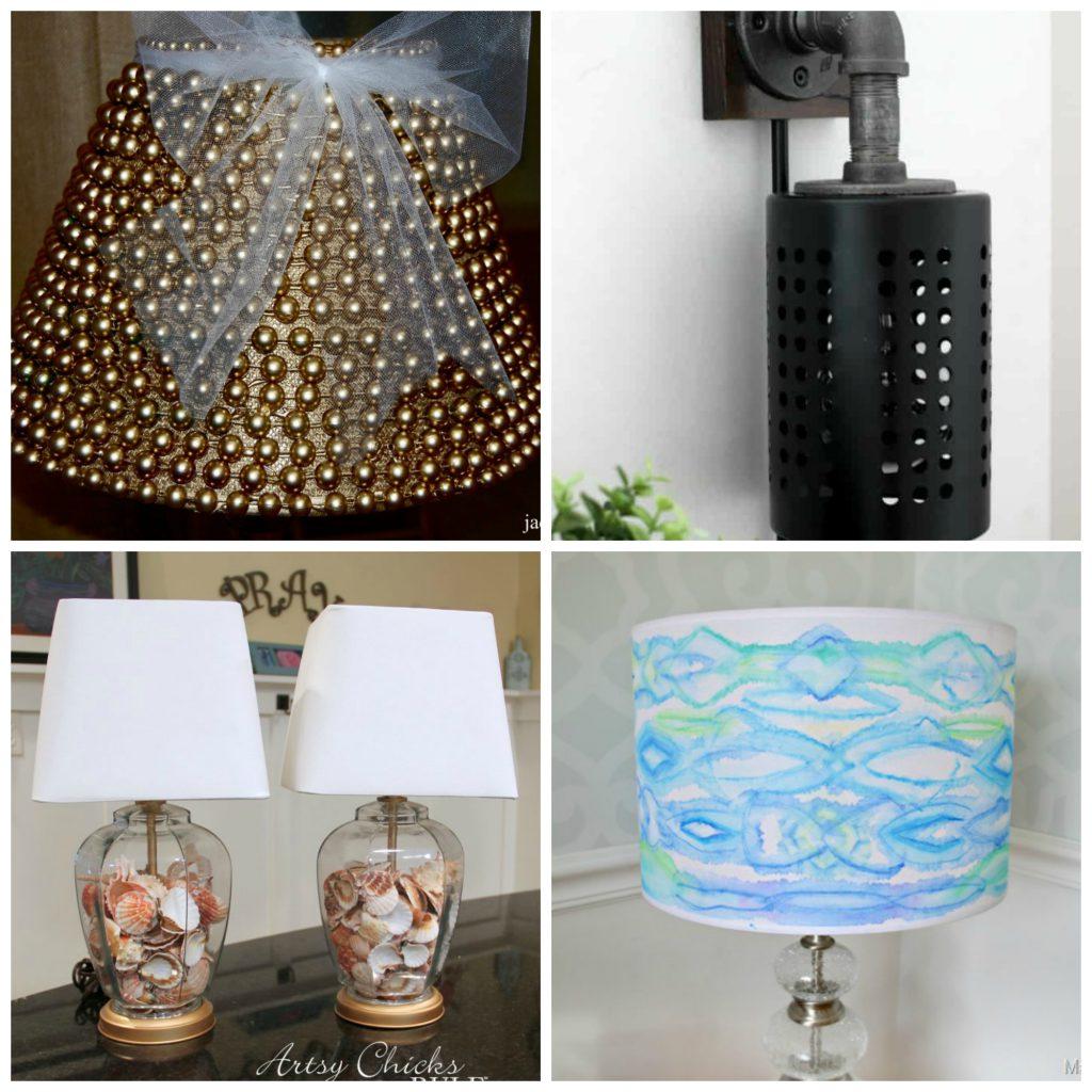 Diy Lamps And Shades