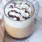Warm White Russian Cocktail