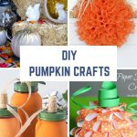 DIY Pumpkin Crafts and Home Decor