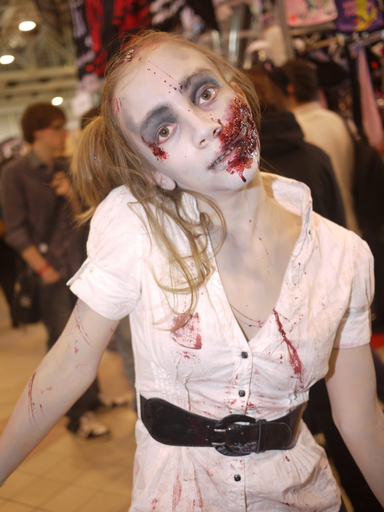 Zombie Costume France