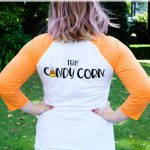 Team Candy Corn Free SVG
