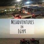 Misadventures in Egypt