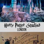 Harry Potter Studios London Tour The Making of Harry Potter