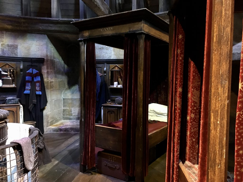 Gryffindor tower