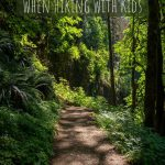 Ten Things to Remember When Hiking with Kids